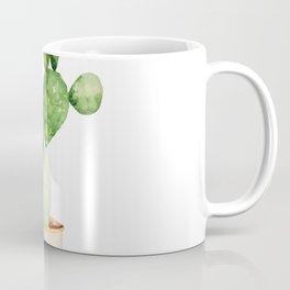 Potted Cactus Coffee Mug