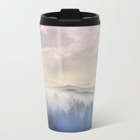Pastel vibes 56 Metal Travel Mug
