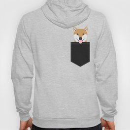 Indiana - Shiba Inu gift design for dog lovers and dog people Hoody