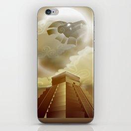 El Castillo iPhone Skin