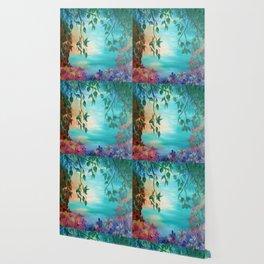 enchanted painting Wallpaper
