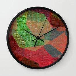 WORLD OF DREAMS Wall Clock