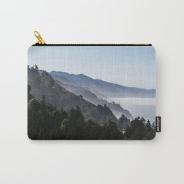 Blue Valley view Carry-All Pouch