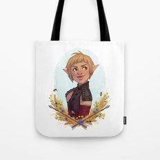 Dragon Age Inquisition: Sera Tote Bag