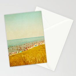 The Last Day of Summer Stationery Cards