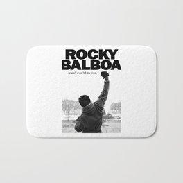 rocky balboa Bath Mat
