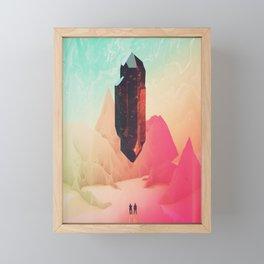 Sometimes Framed Mini Art Print