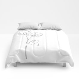 Blossom Out Comforters