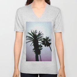 Palms Unisex V-Neck