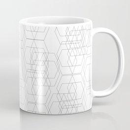 Geometry Layered Coffee Mug