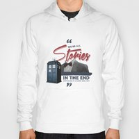 doctor who Hoodies featuring Doctor Who  by thatfandomshop