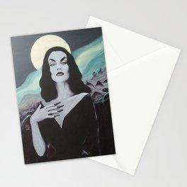 Vampira Stationery Cards