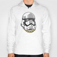 storm trooper Hoodies featuring Storm Trooper by KODYMASON