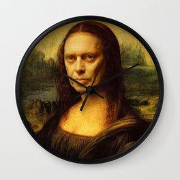 The Mona Buscemi Wall Clock
