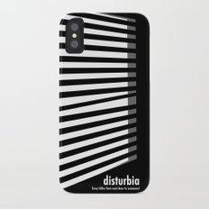Disturbia iPhone X Slim Case
