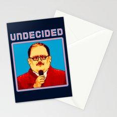 Undecided (Ken Bone) Stationery Cards
