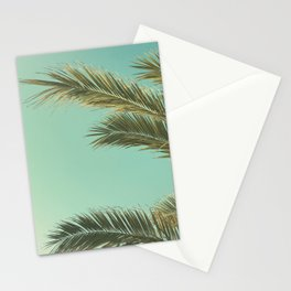 Autumn Palms II Stationery Cards