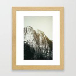Yosemite Valley XII Framed Art Print