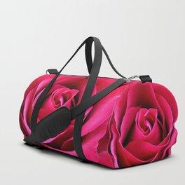 Red Rose Love Duffle Bag