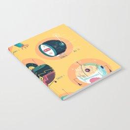 :::Mini Robots::: Notebook