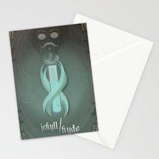 Jeckyl/Hyde Stationery Cards