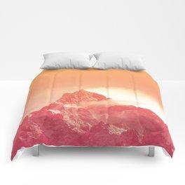 PEACHY PEAK Comforters