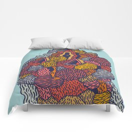 Head 54 Comforters