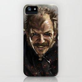 Floki iPhone Case