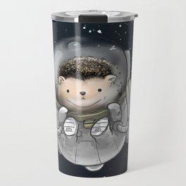 Space Hedgies Travel Mug