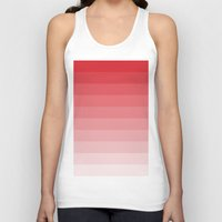 gradient Tank Tops featuring Gradient by Coconuts & Shrimps
