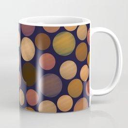 Abstract Dotted BG II Coffee Mug