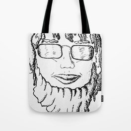 Beardio Tote Bag