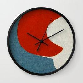 Kin (Sun) Wall Clock
