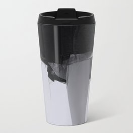 """""""is it wrong not to always be glad?"""" Travel Mug"""