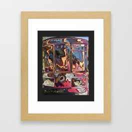512 St. Clair Framed Art Print