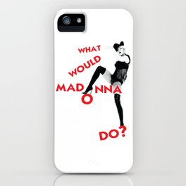 WWMD iPhone Case