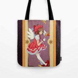 Clow Card Tote Bag
