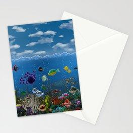Underwater Love Stationery Cards