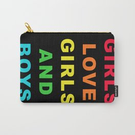 Girls/Girls/Boys Carry-All Pouch