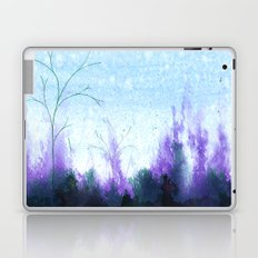 Purple Mist Laptop & iPad Skin
