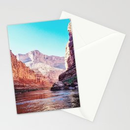 Floating the Colorado River Stationery Cards