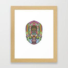 Hold Space Framed Art Print
