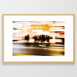 - Codardo - Framed Art Print