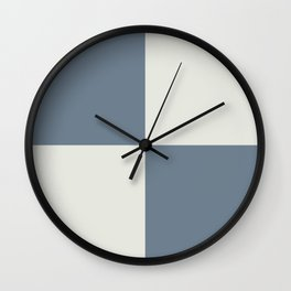 KYANITE x BONE x II Wall Clock