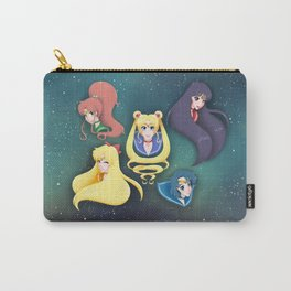 SAILOR MOON & SCOUTS Carry-All Pouch