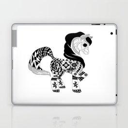 Miss Pony Laptop & iPad Skin