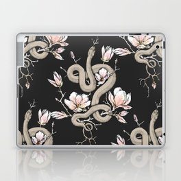 Magnolia and Serpent Laptop & iPad Skin