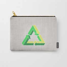 Recycle Infinitely Carry-All Pouch