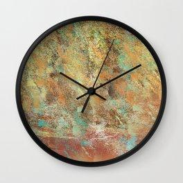 Natural Southwest Wall Clock