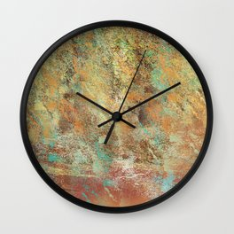 Natural Southwest Wall Clock